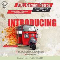 Introducing Atul Petrol Tuk-Tuk