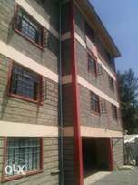 This is a two bedrooms apartment to let in ongata rongai