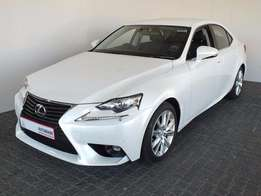 2016 LEXUS IS 200t E