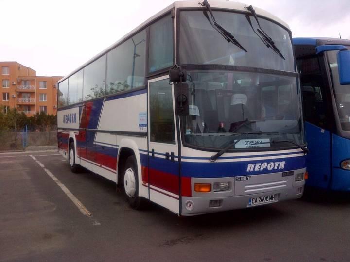 DAF SB 2750 - 1995