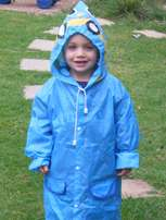 Awesome Raincoats for Ages 3-6years
