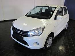 One year old Suzuki Celerio's from R109,990.00