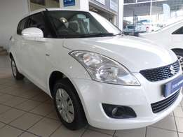 Suzuki Swift 1.2 GL 2014