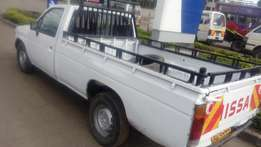 Reliable Pick-up Transporter in Nairobi