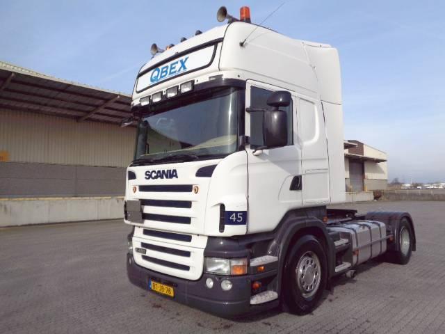 Scania R480 + COMPRESSOR - 2007