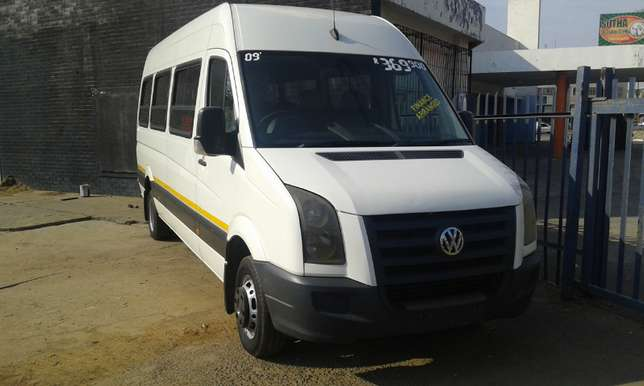 VW Crafter 22 Seater Newcastle - image 1
