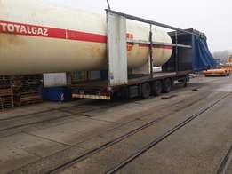 70,000 litres imported LPG tank in Kaduna