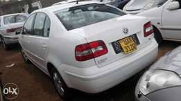 Volkswagen Polo at only