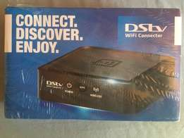 Sealed DSTV wifi TV connector