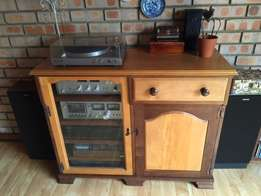 Classic sound system, Hi-fi, from the 80's, Sony & Pioneer all with or