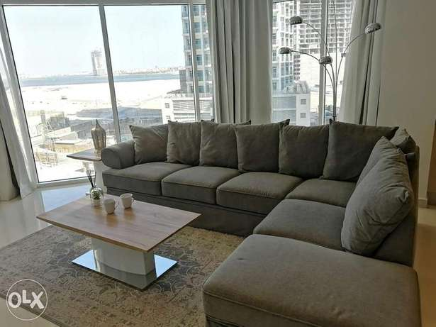Modern Style 1 BR FF Apartment in Juffair For Rent