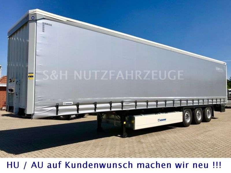 Krone Profi Liner Xl Neu + Vdi 2700 Sofort Lieferbar - 2018