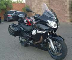 Moto Guzzi 1200 Norge ,well looked after ,excellent touring bike