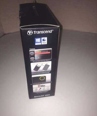 Transcend 2TB portable hard drive, drop tested. Observatory - image 2
