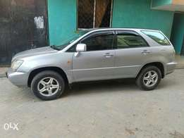 Harrier lexus for sale