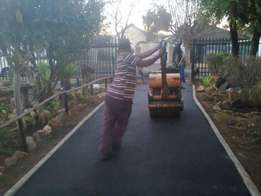 TAR /PAVING specialists