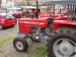 New Fresh Assembled MF 375 75Hp, 15 Units Availble, 18 Months Warranty