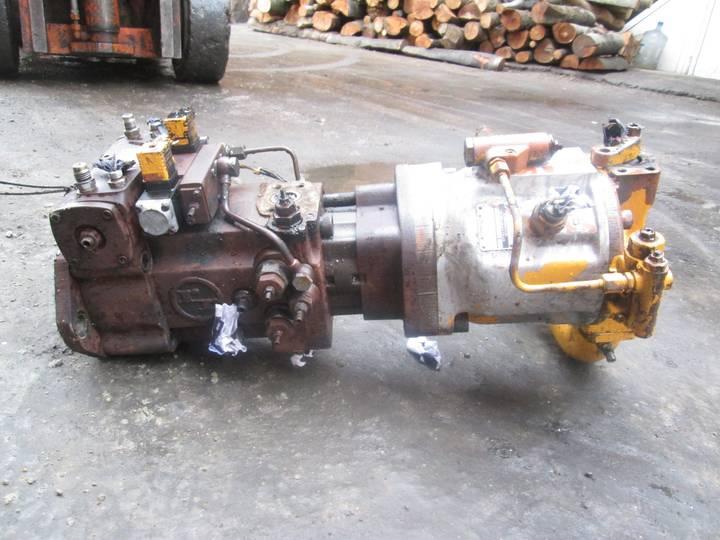 A4V90DA1 + Hydromatik A10V063DFLR