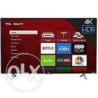 TCL 32inch Smart TV HD .pay on delivery