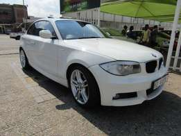 2014 BMW 1 Series 125i M Sport 3DR Auto (f21) for sale in Gauteng