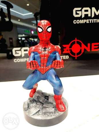 Spiderman controller holder available now
