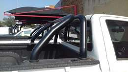 Ford T6 and Toyota Hilux (2016) Roll bars