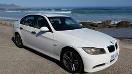 2006 BMW 320d Exec with I-DRIVE system + GPS