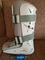 Air cast boot for sale