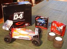 RC car-offroad buggy-great condition!
