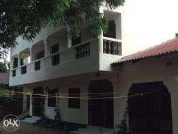 2 BR house in MTWAPA - 2 apartments available near Hibiskus lodge area