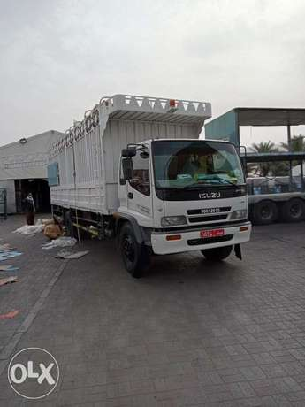 Rent a truck best price all oman