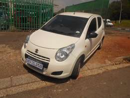 Excellent condition 2013 Suzuki Alto 1.0 GLX for sale