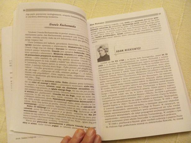 Opracowania Lektury Wiersze Język Polski Gimnazjum 2kl