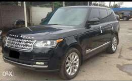 2014 Range Rover HSE in PHC
