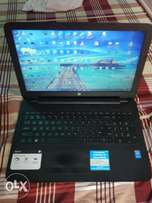 HP 15 core i3 5th generation for sale