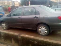 2005 Tokunbo corolla everything in perfect condition