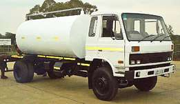 Nissan CM12 6000l Honey Sucker (Vacuum Truck)