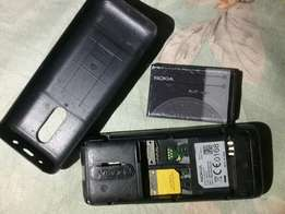 Clean dual sim Nokia tourch light