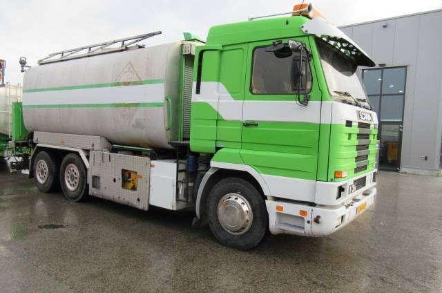 Scania 113 Bitumensprayer - 1994