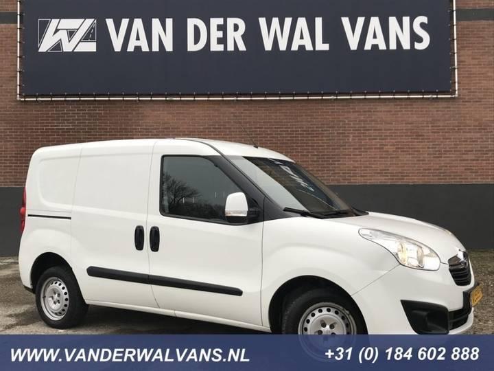 Opel Combo 1.3CDTi Zijdeur Airco Navi Cruise PDC - 2015