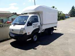 Owner driver bakkie for hire