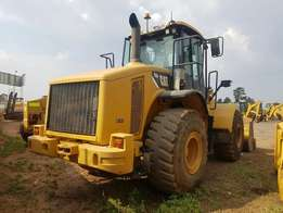 2012 Caterpillar 950H FEL