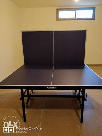 Olimpia ping pong table
