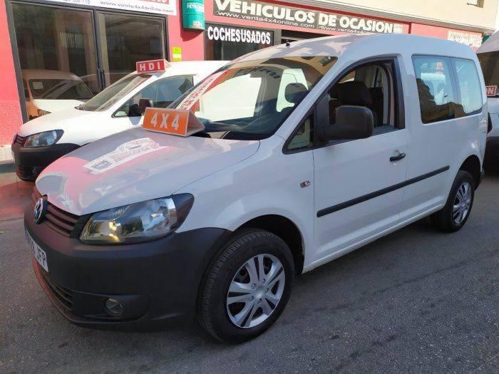 Volkswagen Caddy Pro 2.0tdi Kombi 4m - 2015