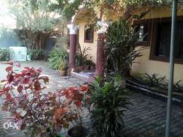 3bed set back jibowu,new oko oba 23m negotiable on a plot, c of o.