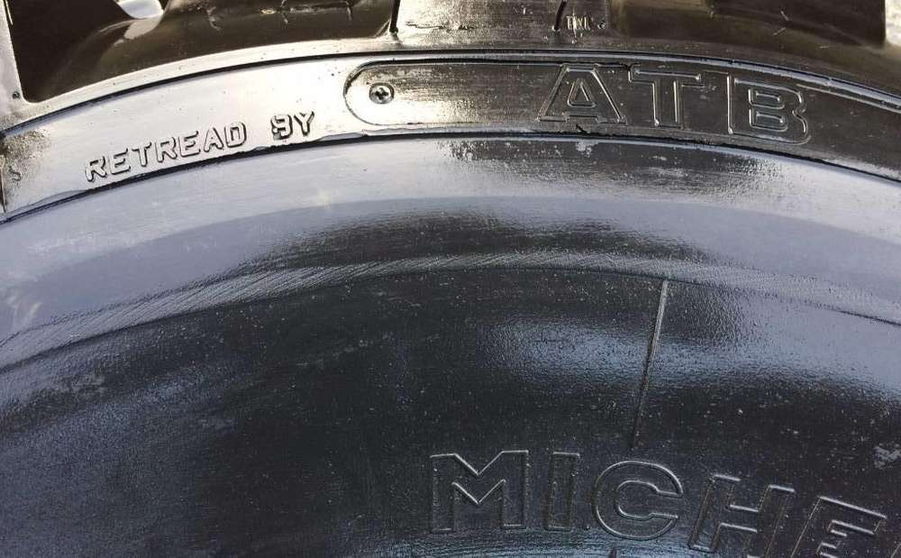 Michelin 525/65r20.5 Xs - Recap - image 5