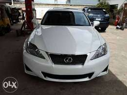 Tincan cleared Lexus IS250 Awd