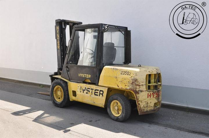 Hyster H5.00XL - 1996 - image 3
