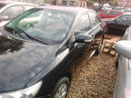 Clean Toyota corolla 2012 automatic at N2.2m