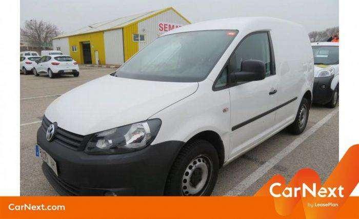 Volkswagen Caddy Furgon Pro 1.6 Bifuel - 2014